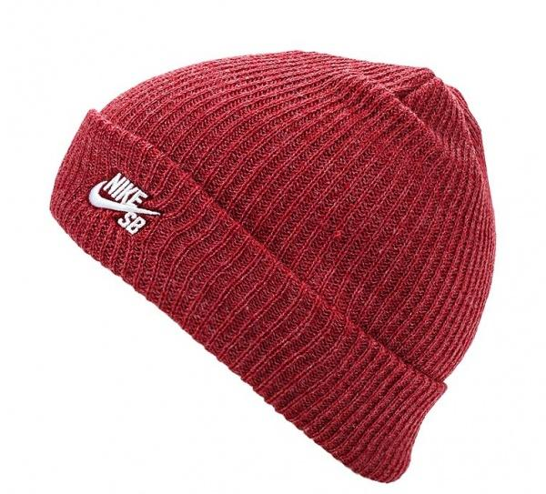 Шапка FISHERMAN BEANIE (One Size, RED, , FW15)