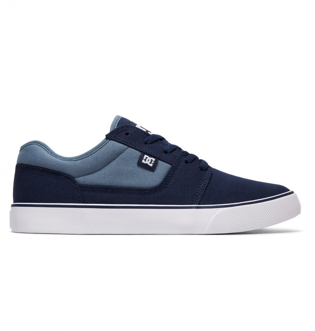 DC SHOES Кеды DC shoes Tonik TX BLUE DEPTHS US 10.5 dc shoes кеды dc shoes tonik black black 10