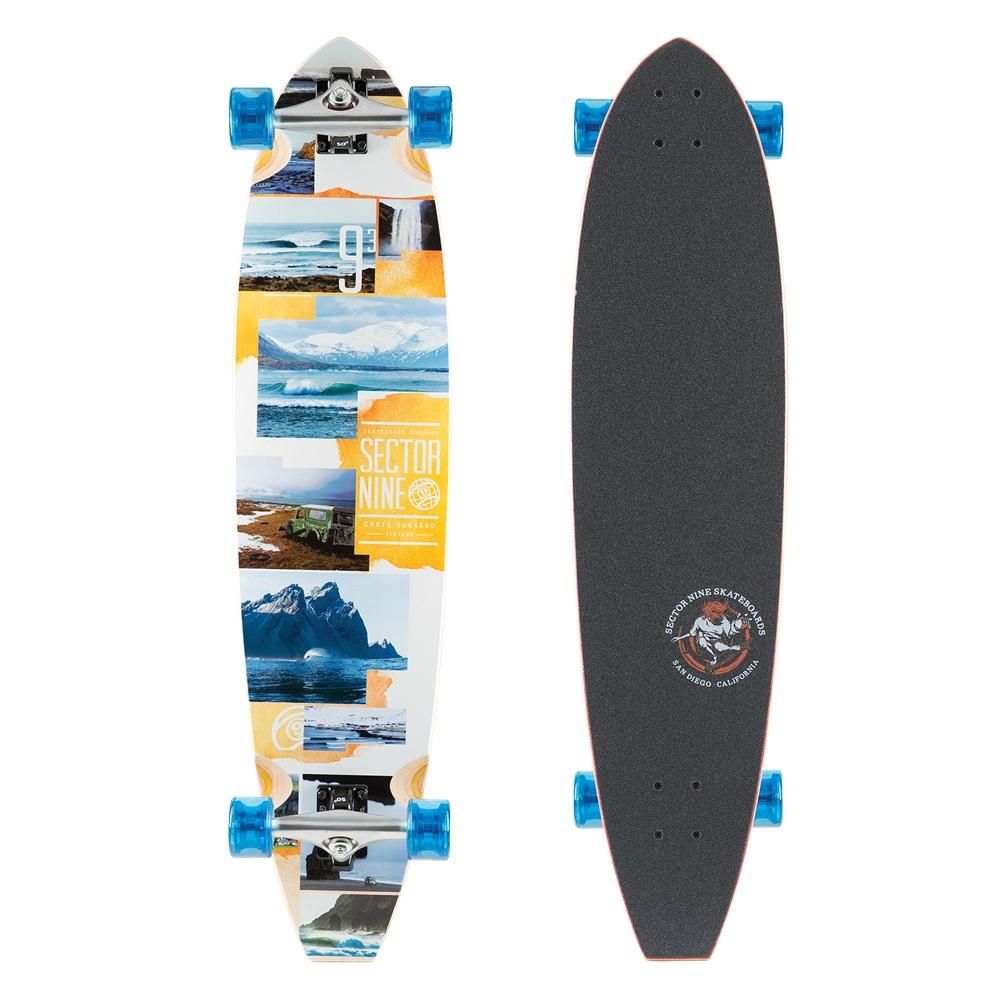 Sector9 Лонгборд в сборе Sector9 Voyager Assorted