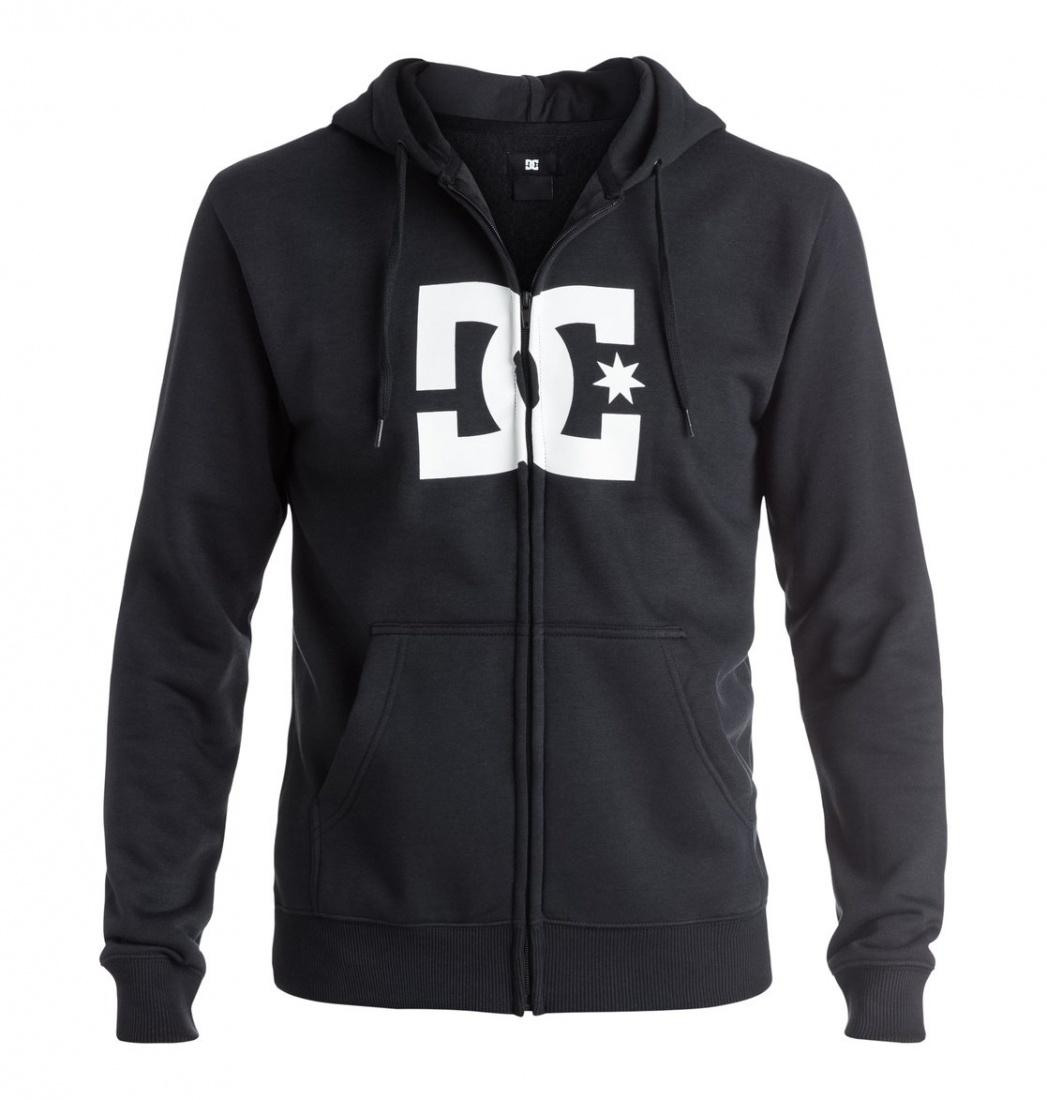 DC SHOES ДЖЕМПЕР DC Star PH M OTLR KVJ0 МУЖСКОЙ BLACK XL