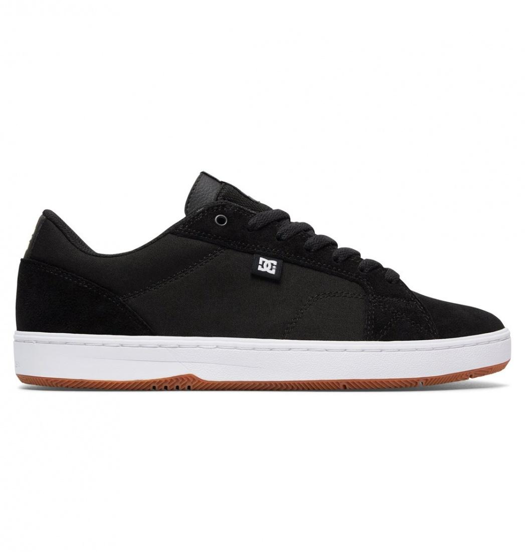 DC SHOES Кеды DC shoes Astor BLACK/WHITE/GUM US 8 dc shoes кеды dc shoes tonik black black 10