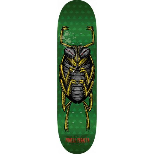 Powell Peralta Дека для скейтборда Powell Peralta Roach 8X31.45 skyway замша 6 подушечек eco