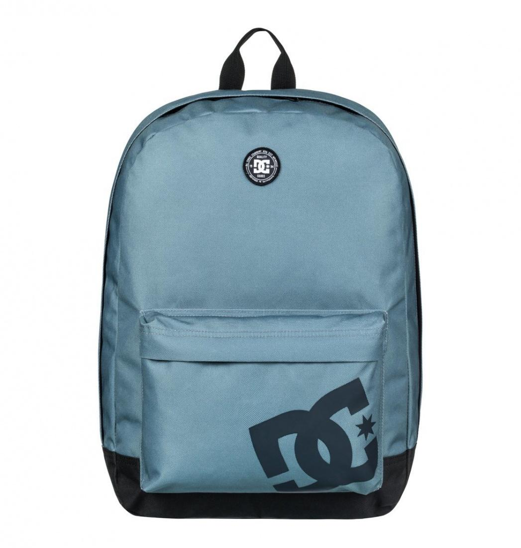 DC SHOES Рюкзак DC shoes Backstack BLUE MIRAGE One size dc shoes рюкзак dc shoes backstack grey heather fw17 one size