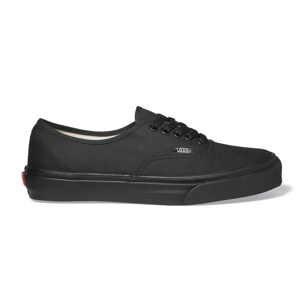 Кеды Vans Vans Authentic Black Black 8 от Boardshop-1