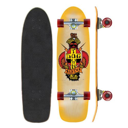 Круизер Dogtown&Suicidal OG Rider PC Tail Tap Skateboard Complete