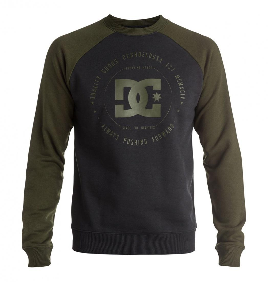 DC SHOES Свитшот DC Rebuilt Raglan