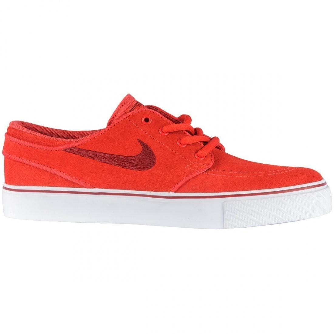 Nike SB Кеды Nike SB Stefan Janoski (GS) TRACK RED/TEAM RED, , , SU17 6 nike nike downshifter 6 gs ps