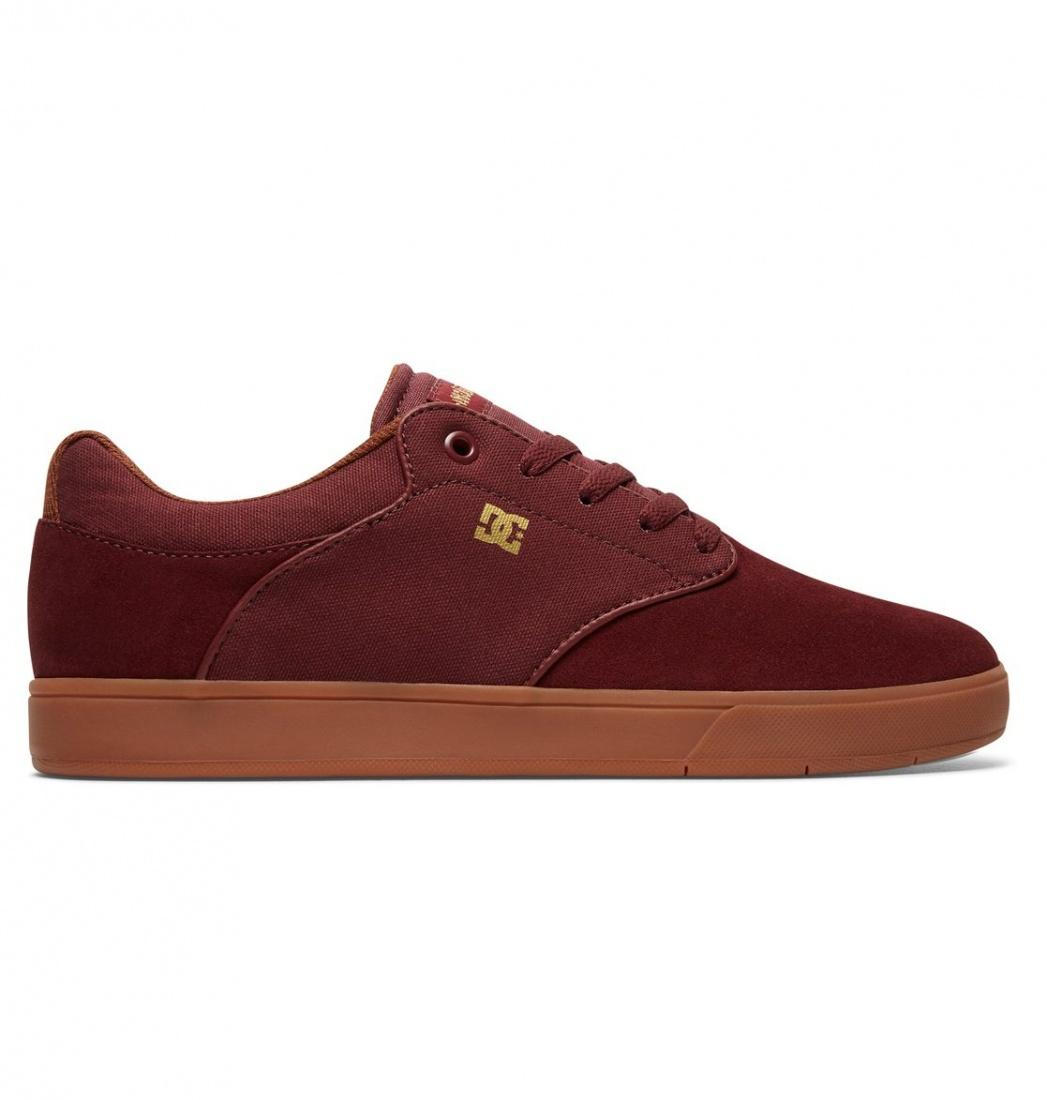 DC SHOES Кеды DC shoes Mikey Taylor MAROON 10.5