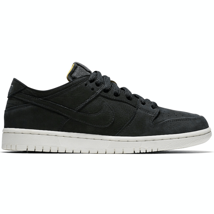 Nike SB Кеды Nike SB Zoom Dunk Low Pro Decon Black/White US 8 кеды кроссовки низкие nike sb zoom janoski ht summit white