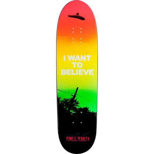 Powell Peralta Powell Peralta Believe FS 2 Pink Yellow Green 8.6 от Boardshop-1