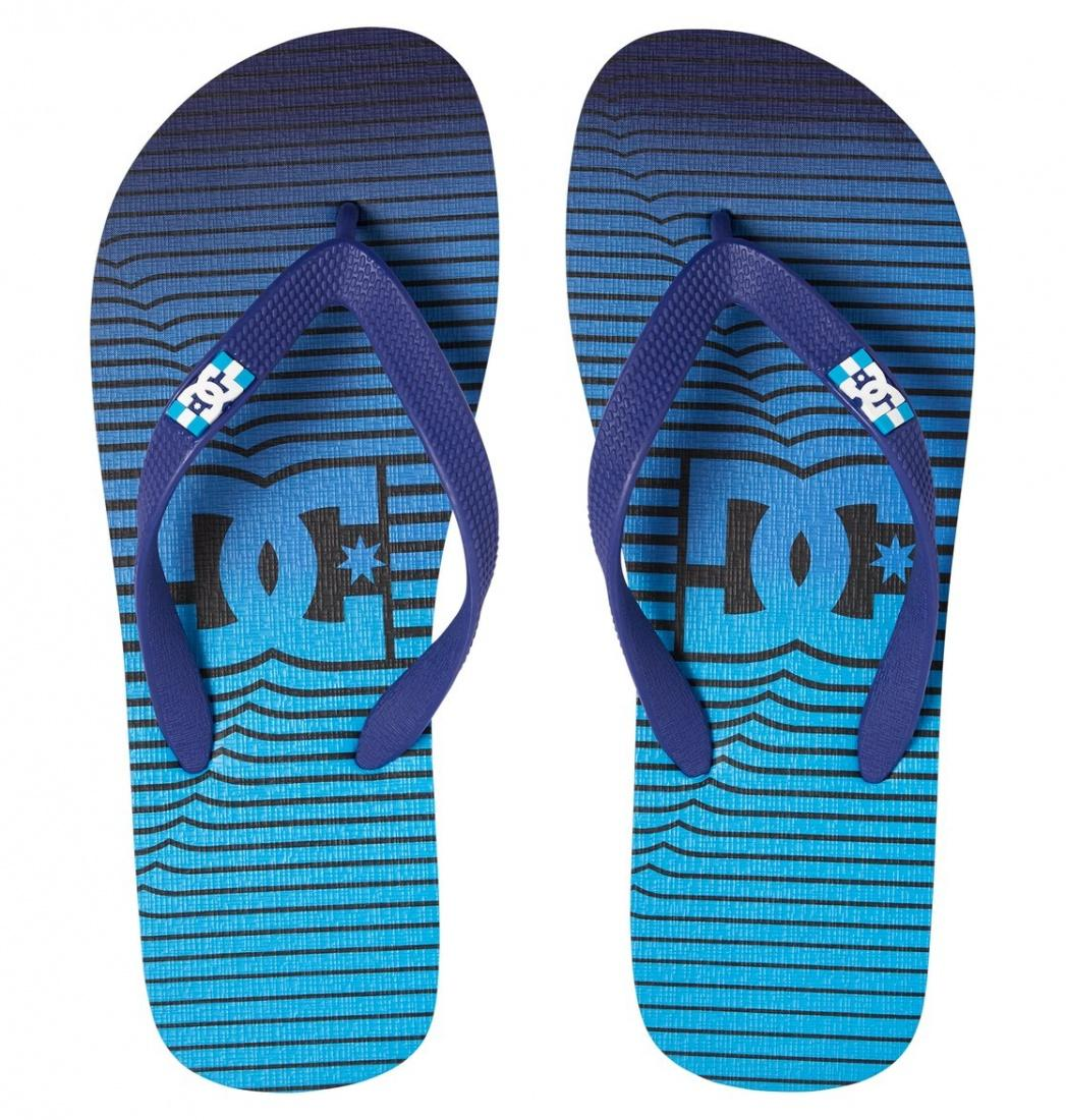 DC SHOES Шлепанцы DC shoes Spray Graffik NAVY/ROAD US 12 dc shoes кеды dc shoes tonik navy fw17 12
