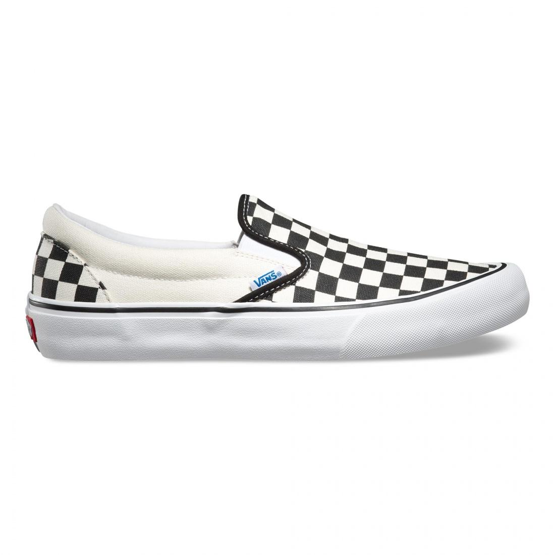 Кеды SLIP ON PRO(50TH) (9.5, 82 Checkerboard, , SS16)