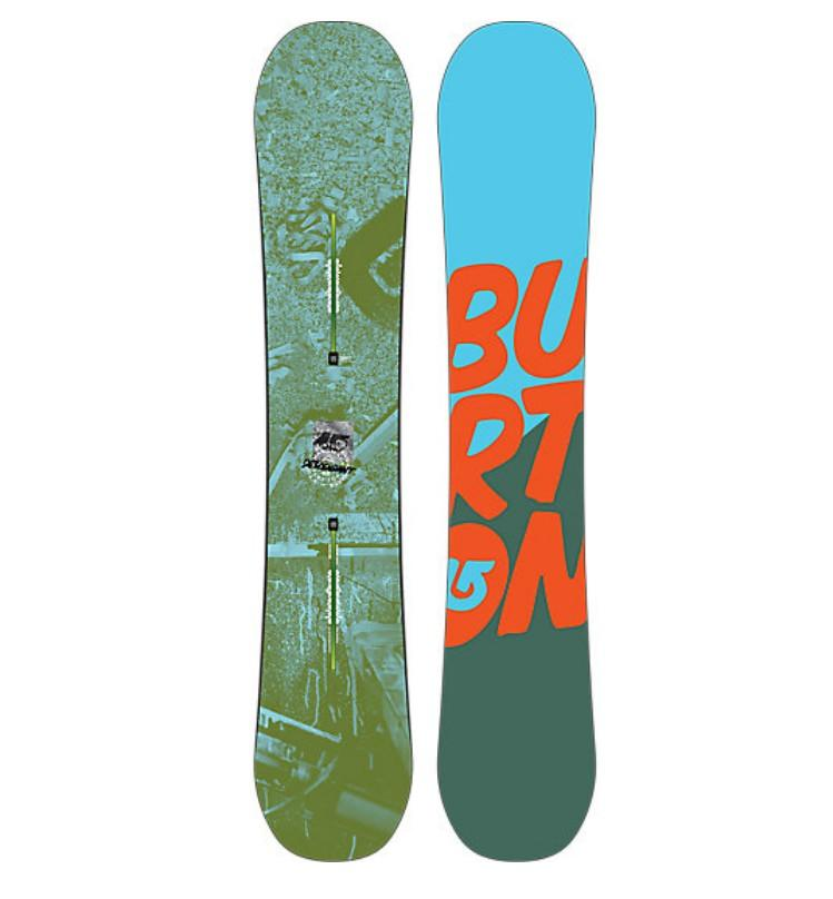 Сноуборд Burton DESCENDANT от Board Shop №1