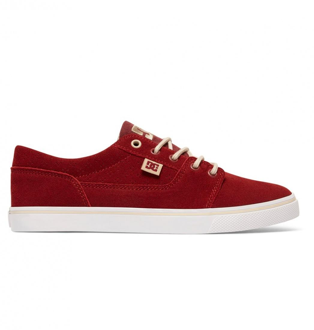 DC SHOES Кеды DC shoes Tonik W SE BURGUNDY US 7.5 dc shoes кеды dc shoes tonik w se burgundy 8