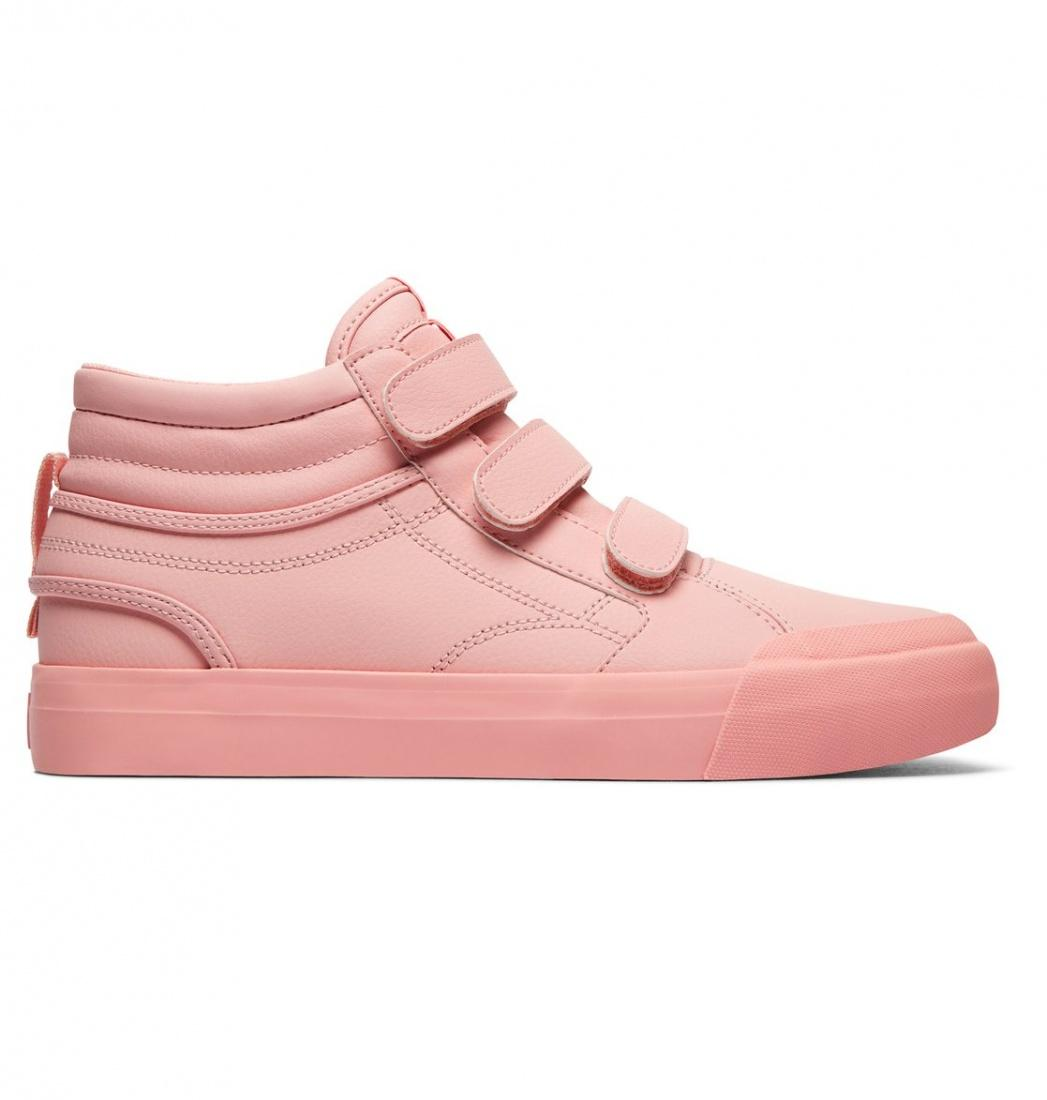 DC SHOES Кеды DC shoes Evan Hi V SE ROSEWATER US 6.5 dc shoes зимние кеды dc shoes evan smith wnt wheat fw17 us 9