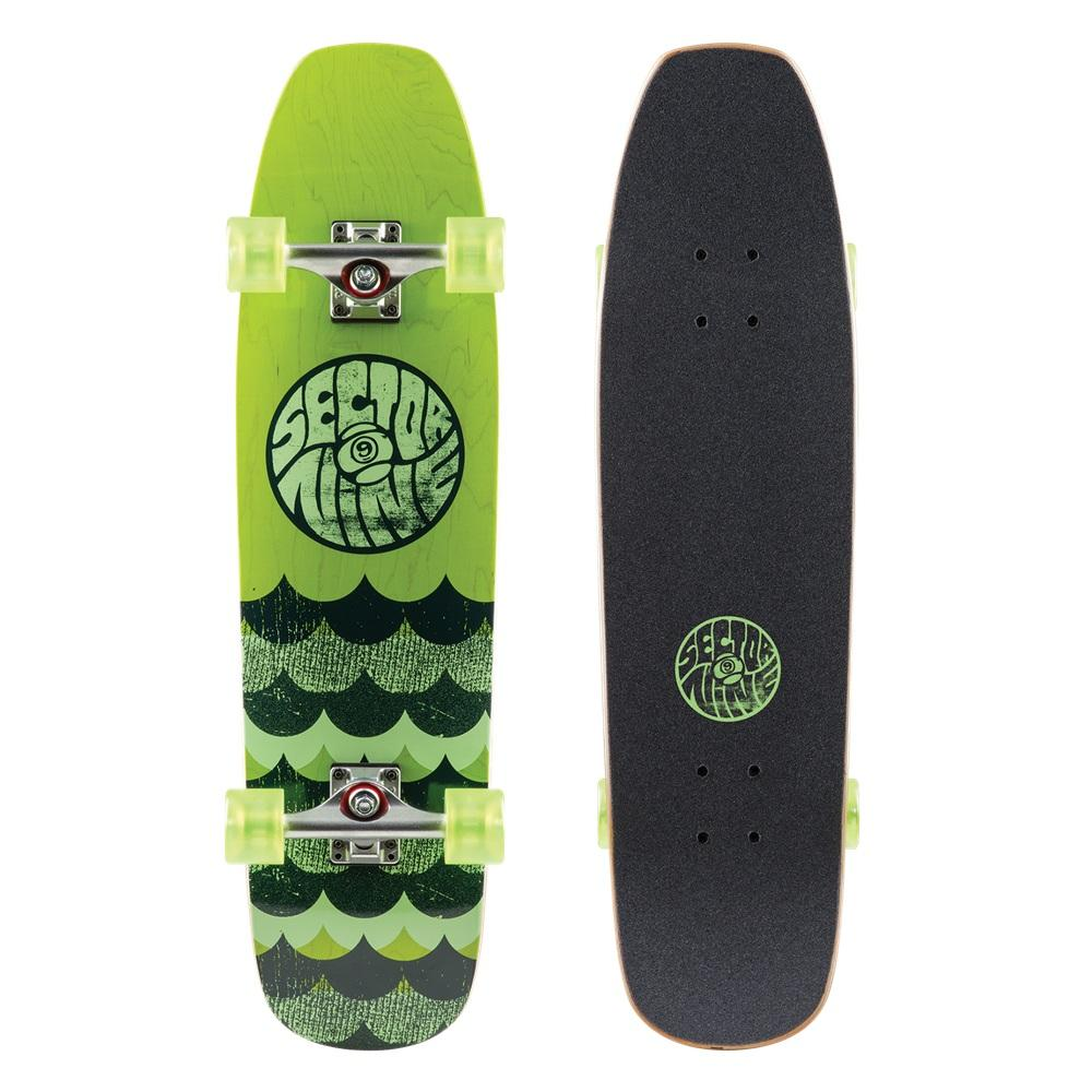 Sector9 Лонгборд в сборе Sector9 Swellhound Assorted