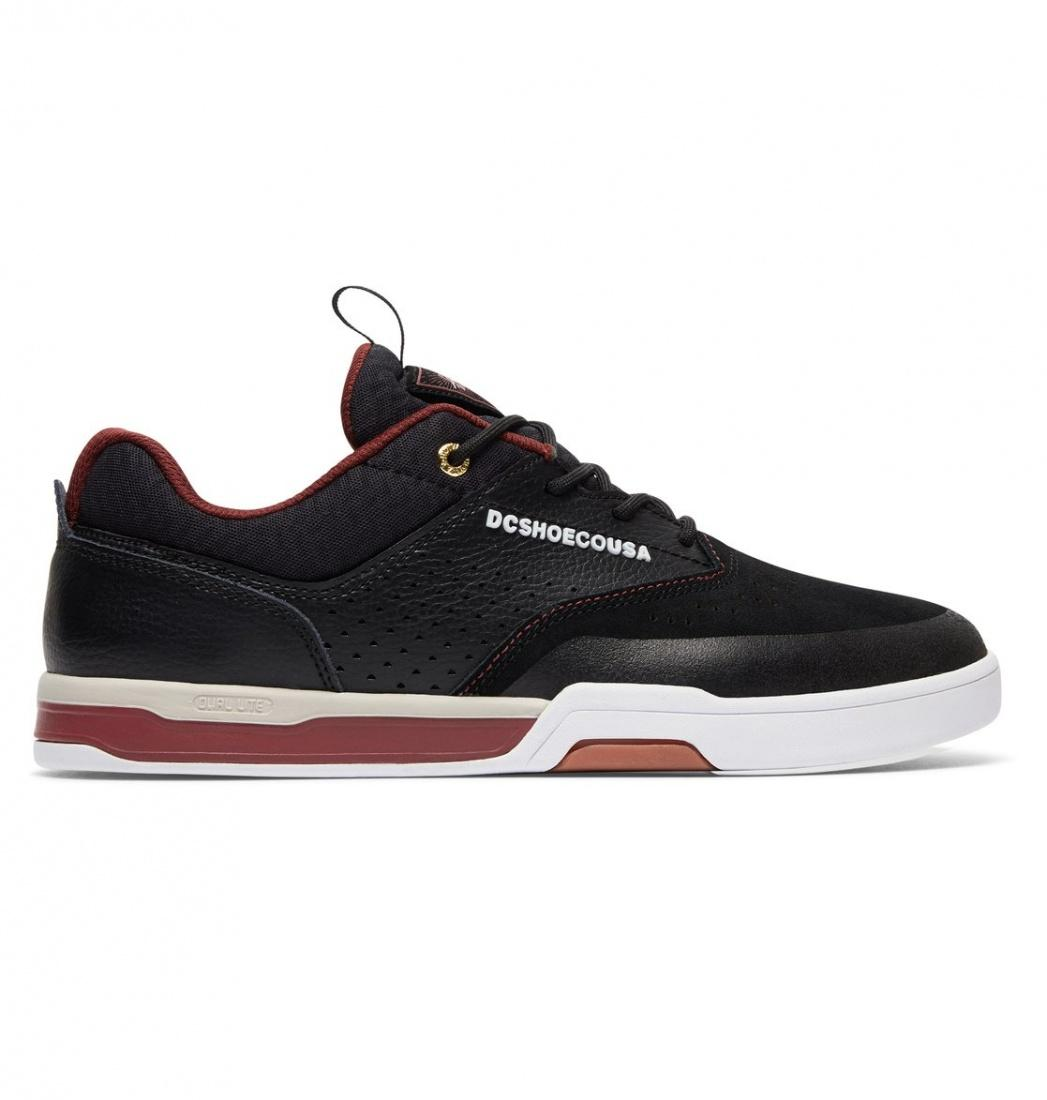 DC SHOES Кеды DC shoes Cole Lite 3 S BLACK/OXBLOOD, , FW17 10.5