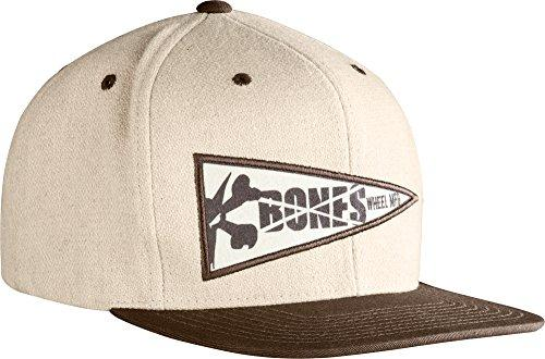 Бейсболка Bones Bones WHEELS Wool Penant от Boardshop-1