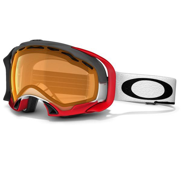 Oakley Маска сноубордическая Oakley Splice SIMON DUMONT POST APOCALYPTIC w/ PERSIMMON