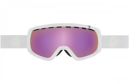 Маска для сноубордов Dragonoptical Dragonoptical ROGUE Whiteout Pink Ion от Boardshop-1