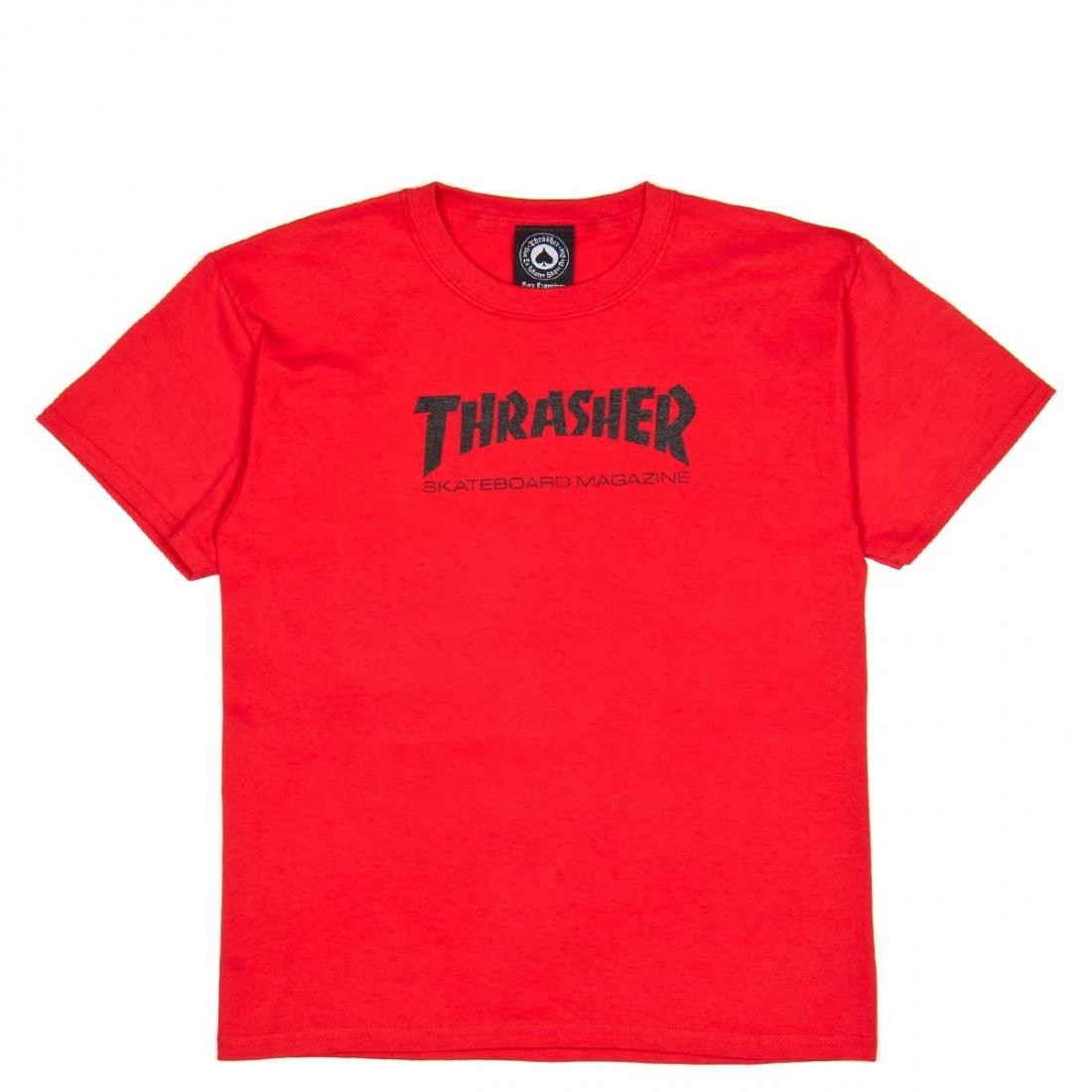 Детская футболка THRASHER SKATE MAG TODDLER TEE от Board Shop №1