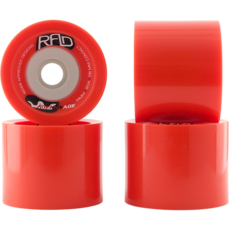 Колеса  RAD RAD Wheels RED 72 от Boardshop-1