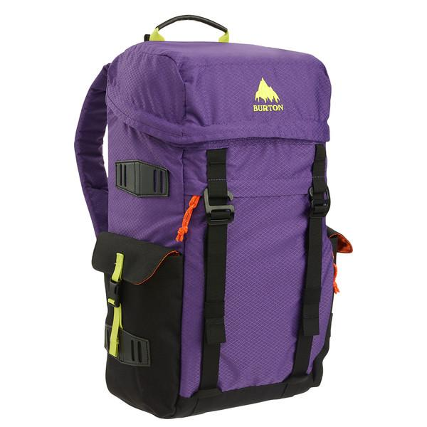 Burton Рюкзак Burton Annex Backpack GRAPE CRUSH DMND RIP 28 л burton рюкзак bravo pack gry hthr dimnd rpstp fw17