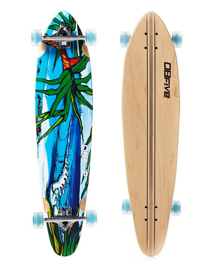 "Комплект лонгборд Burleigh Point Longboard (38"", , , ) от Board Shop №1"