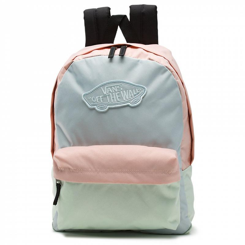 Vans Рюкзак Realm Backpack BLUE EVNN