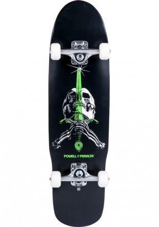 Скейтборд в сборе Powell Peralta Mini Skull & Sword 05
