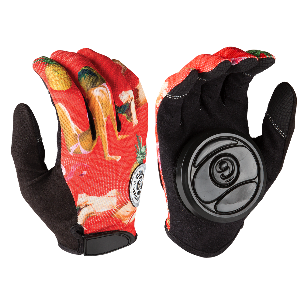 Защита для скейта  Sector9 Sector9 Rush Slide Glove RED L от Boardshop-1