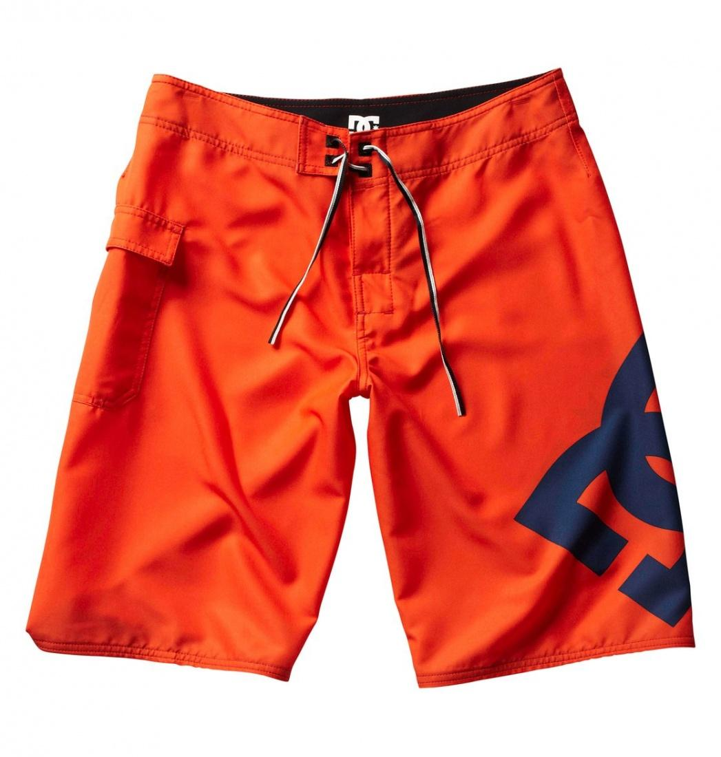 DC SHOES Шорты DC Lanai Ess 4 Boardshort Blazing red 28