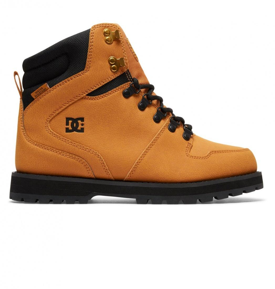 DC SHOES Ботинки DC shoes Peary WHEAT/BLACK, , FW17 US 9.5