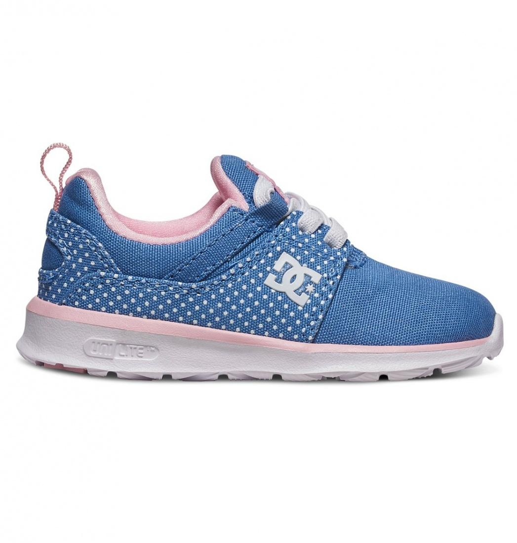 DC SHOES ПОЛУКЕДЫ DC HEATHROW G SHOE UWP ПОДРОСТКОВЫЕ BLUE/WHITE PRINT 6 dc shoes кеды dc heathrow 8