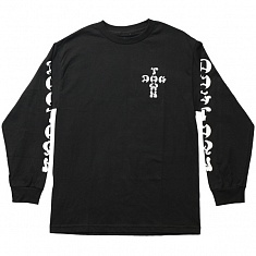 Футболка Long Sleeve T-Shirt Cross Logo с длин. рукавом