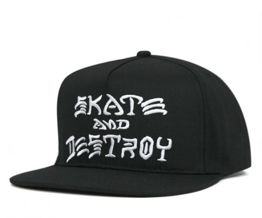 Кепка SAD EMBROIDERED SNAPBACK