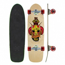 Комплект Dogtown OG Classic PC Tail Tap Skateboard Complete