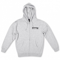 Толстовка THRASHER LOGO ZIP HOOD-NEW