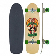 Комплект Dogtown OG Classic Red Dog Skateboard Complete