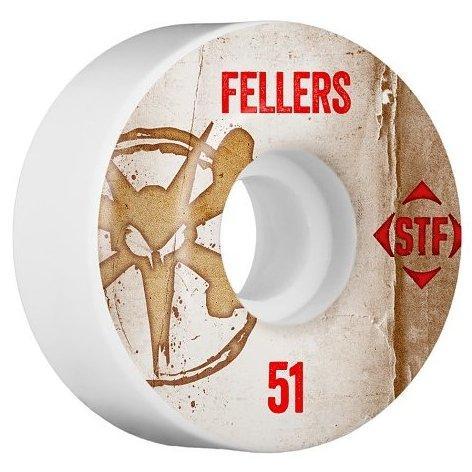 Колеса для скейтборда Bones Fellers Vintage  51 мм