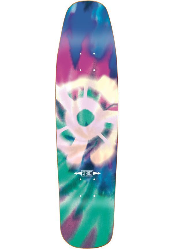 Дека для скейтборда Stereo TIEDYE  8.1