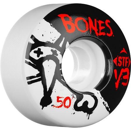 Колеса для скейтборда Bones V3 Series  50 мм