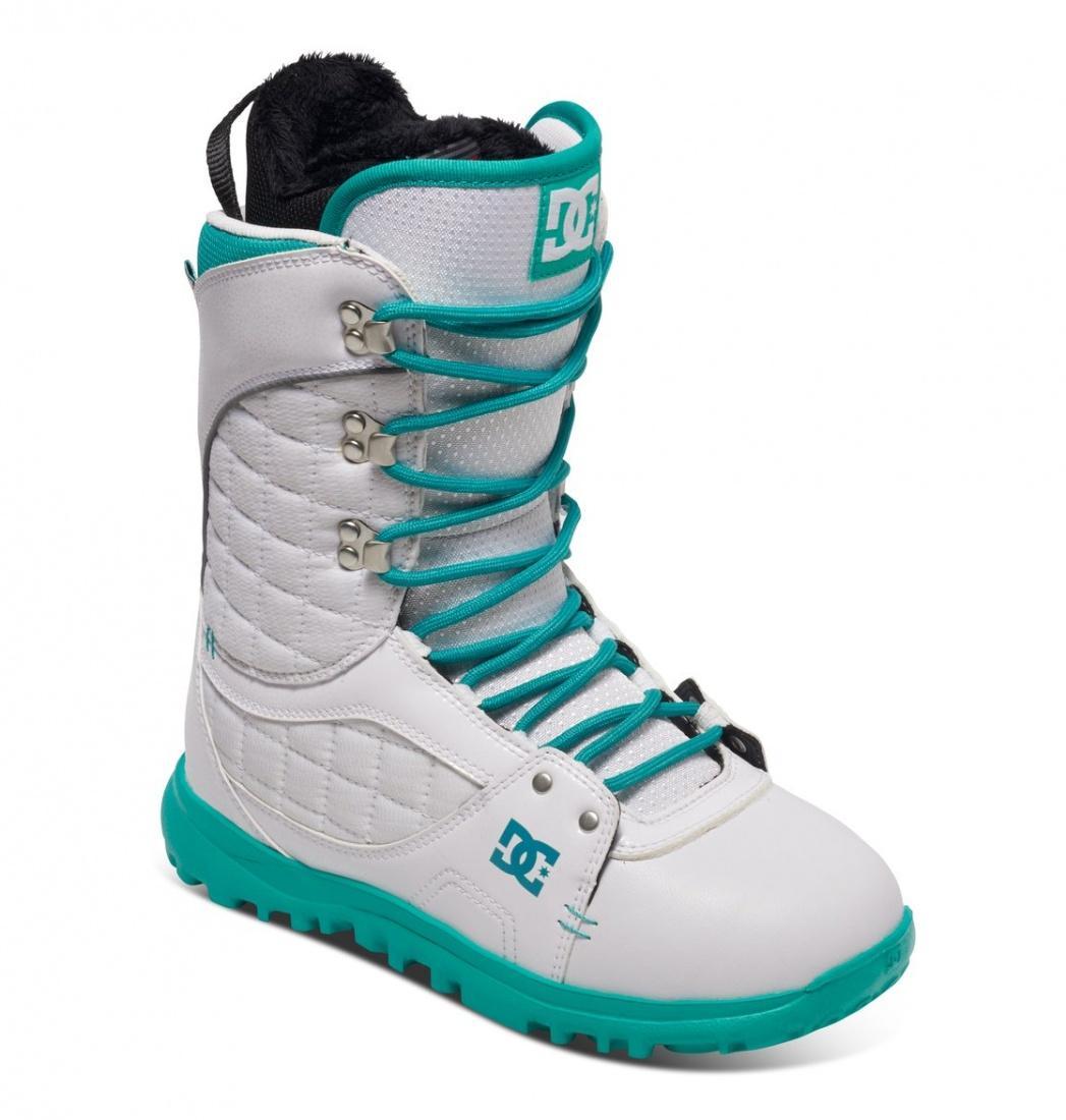 Ботинки для сноуборда DC shoes Karma WHITE 9