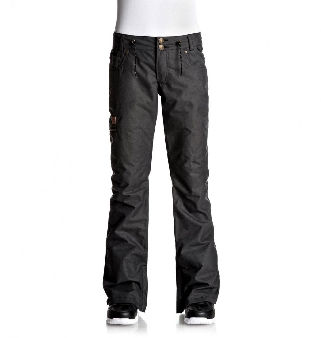 Штаны сноубордические DC shoes Viva BLACK, , FW17 M