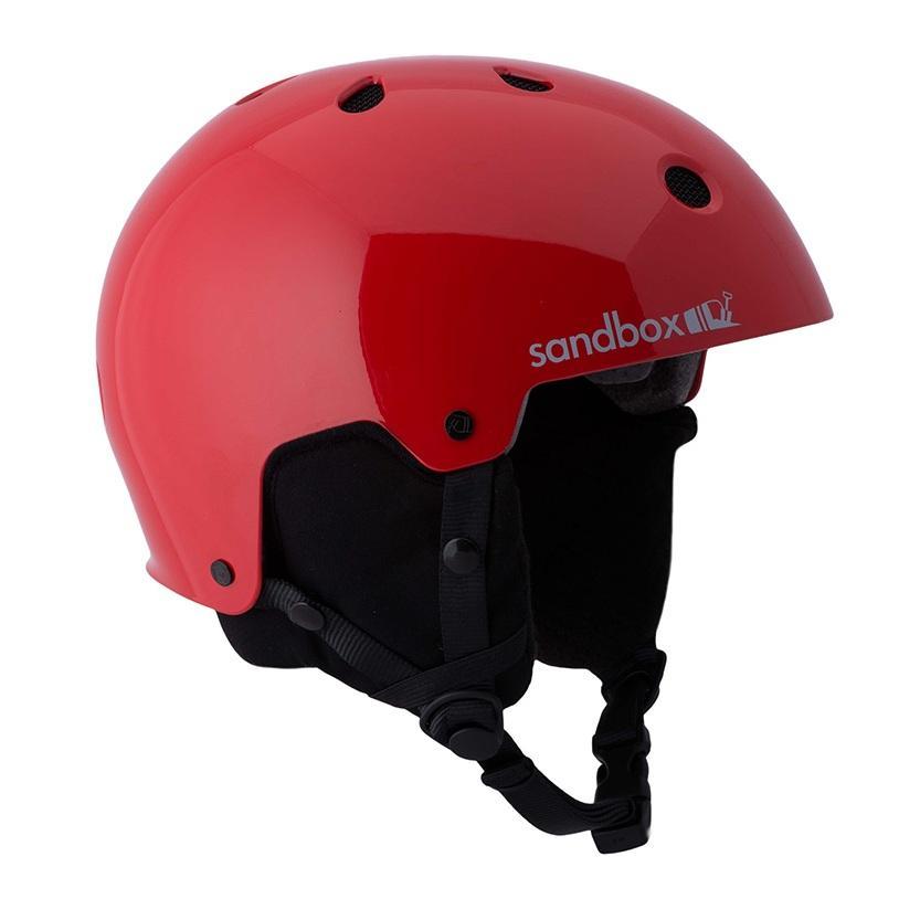 Шлем для сноуборда SandBox Legend Snow RED L