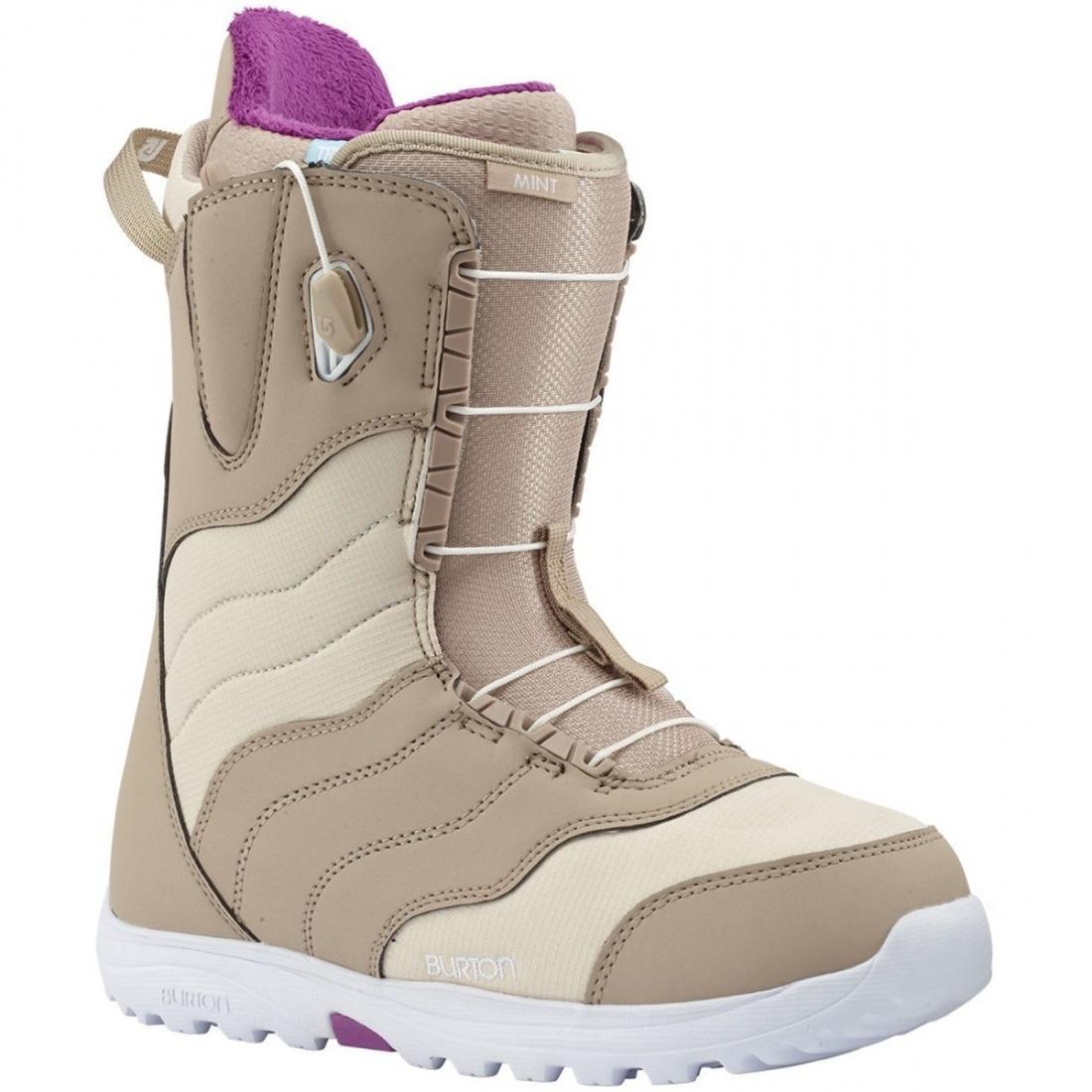 Ботинки для сноуборда Burton Mint Black/Multi 5