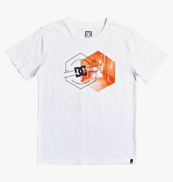 ФУТБОЛКА KARVED CITY SS B TEES WBB0 Белая