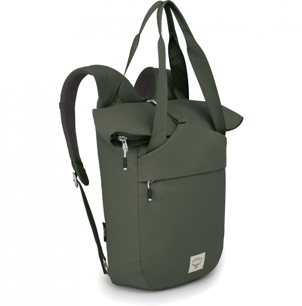 Рюкзак - сумка Osprey Arcane Tote Haybale Green One size