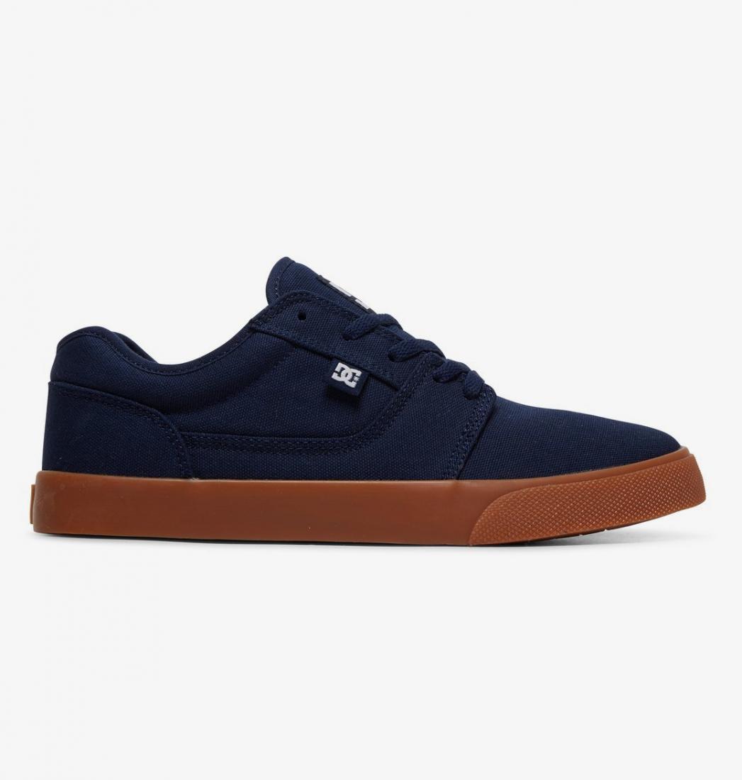 Кеды DC shoes Tonik TX NAVY/GUM US 8.5