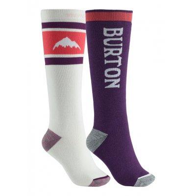 Носки сноубордические Burton Weekend Midweight Snowboard Sock Two-Pack